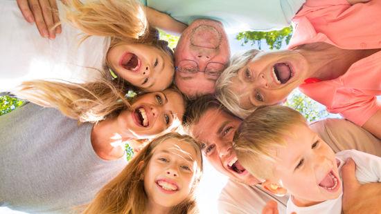 Bild zu: Kinder, Jugend, Familie